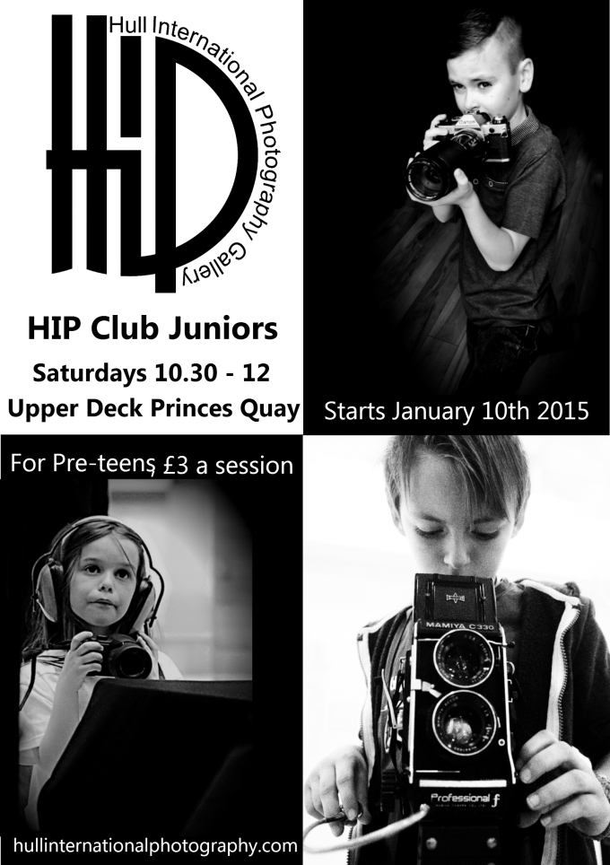 HIP Club Junior poster